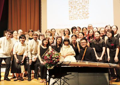 Japanese Association in Singapore - 2016